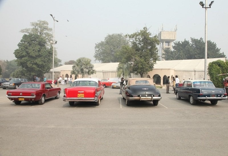 Vintage and Classic Car Club of Pakistan (VCCCP) held a Vintage Car Show in Lahore with support from INH Automotive Specialists (2)