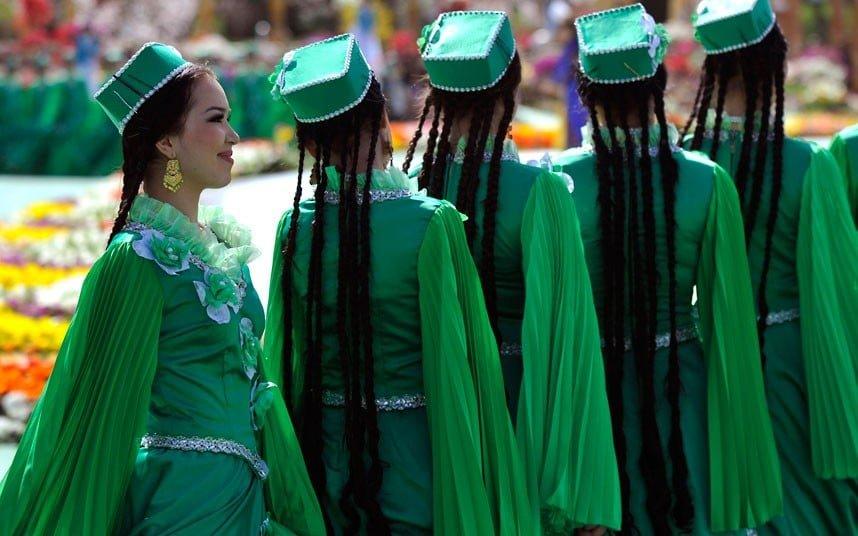 Nowruz in Uzbek Way