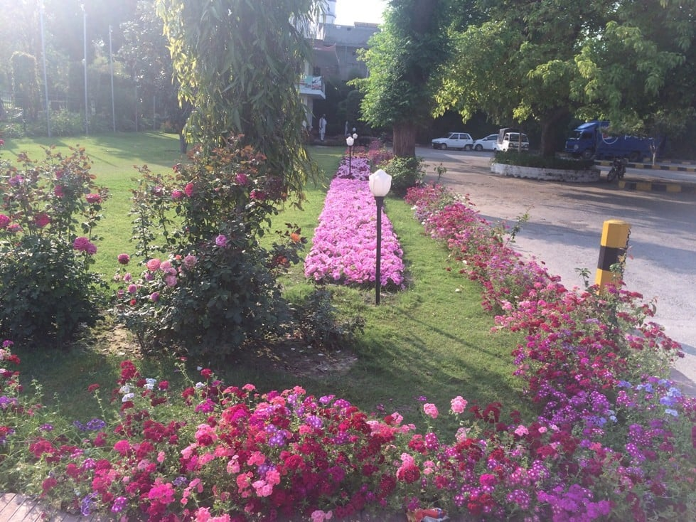 Model Town: Best place to live in Lahore-1