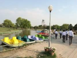 Model Town Central Park Lahore