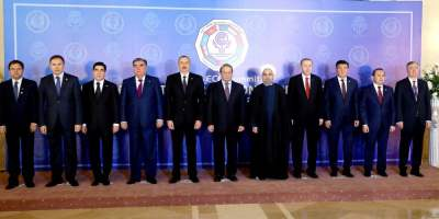 AZERBAIJAN &13th ECO