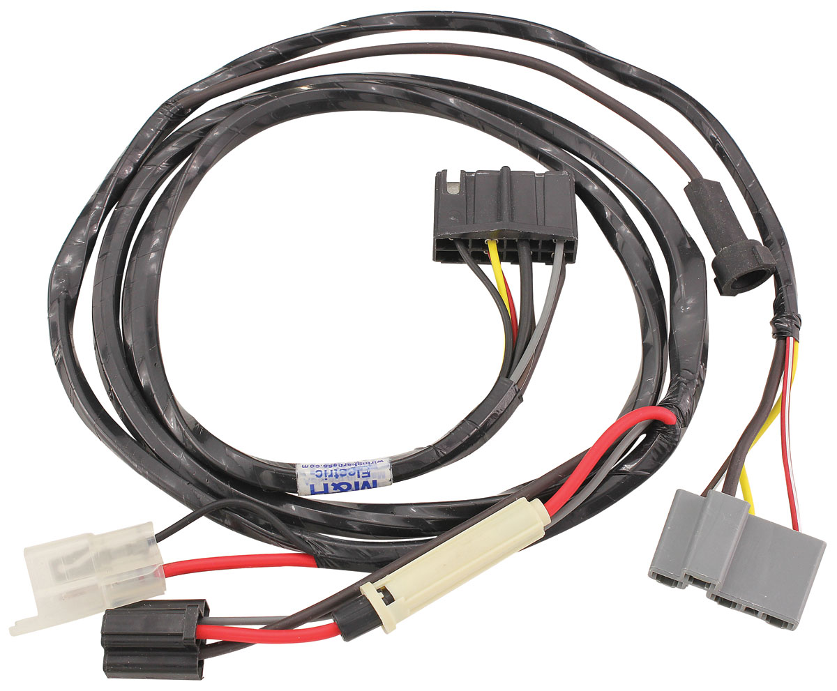M&H Air Conditioning Harness Fits 1968 GTO @ OPGI