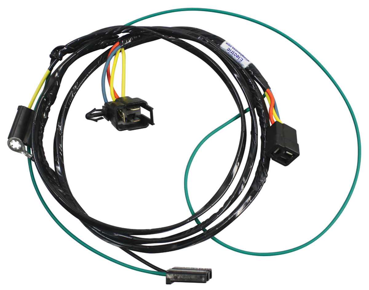 1987 Buick Grand National Wiring Harness