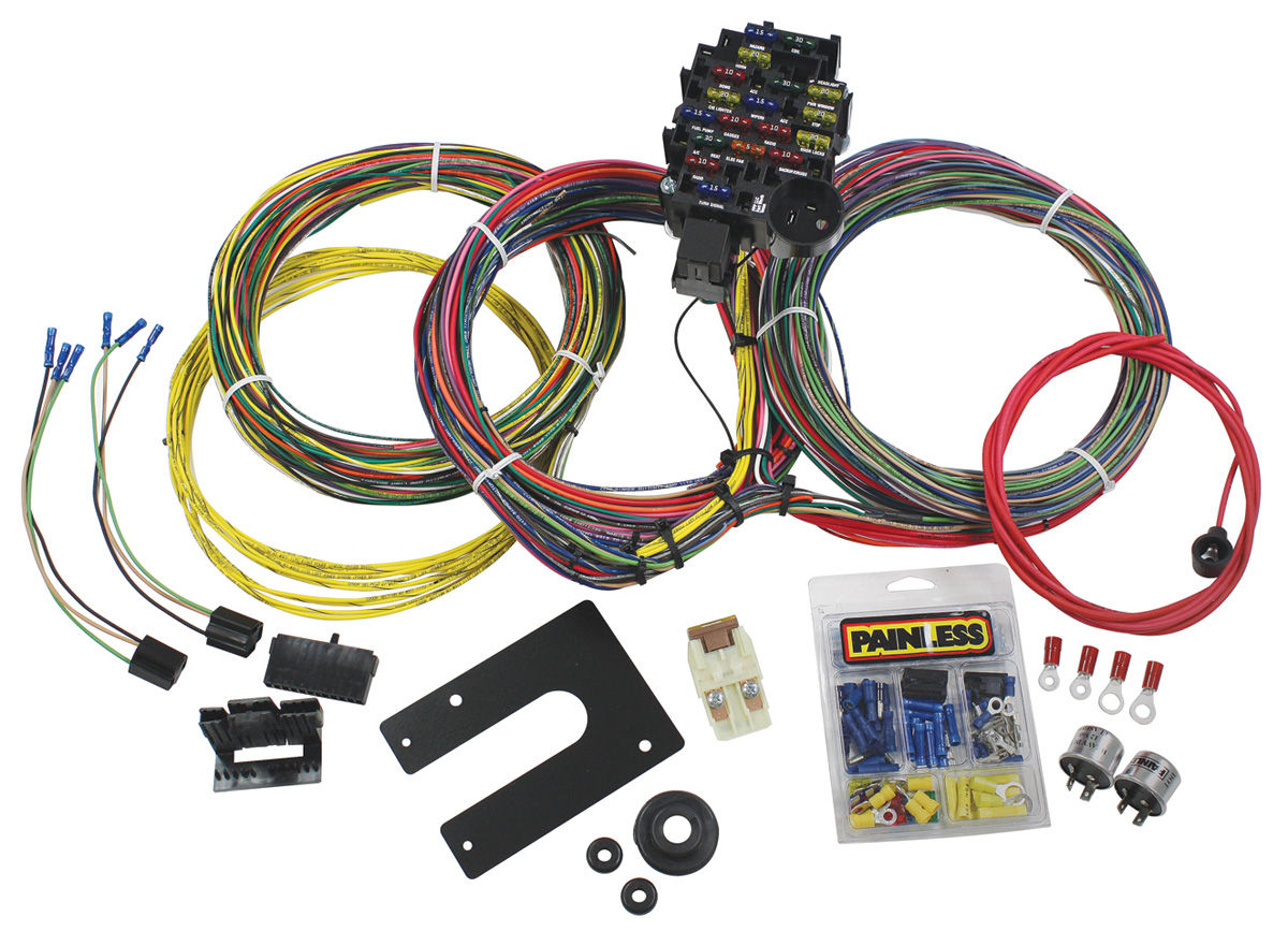 Painless Performance Wiring Harness 28Circuit Classic