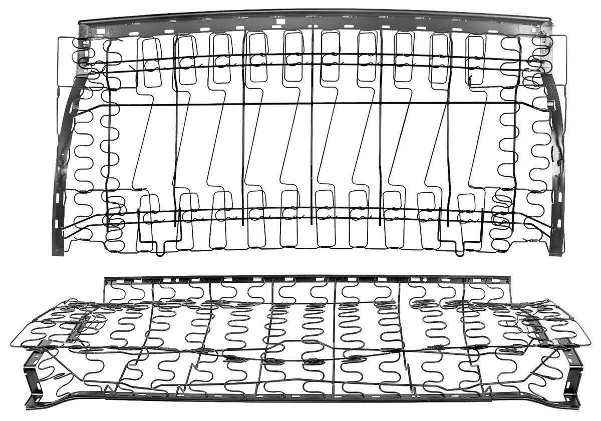 72 Monte Carlo Seat Frame Rear Opgi
