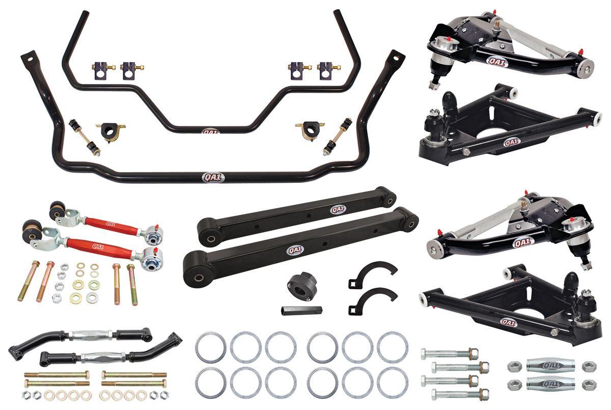 Monte Carlo Handling Suspension Kits G Body Qa1 Without
