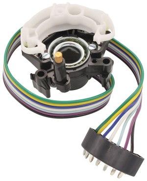 196466 Chevelle Turn Signal & Hazard Light Switch