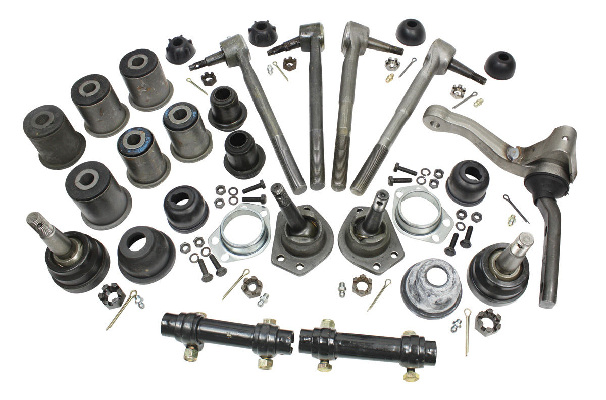 Monte Carlo Front End Rebuild Kit Standard Fits 77