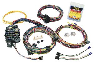 Painless Performance Cutlass442 Wiring Harness, Muscle Car Gm 25circuit Classic Plus Fits 1969