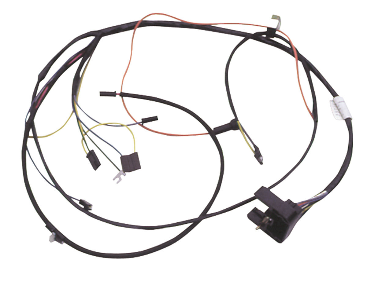 Wiring Harness Engine Lemans Tempest 6 Cyl Auto