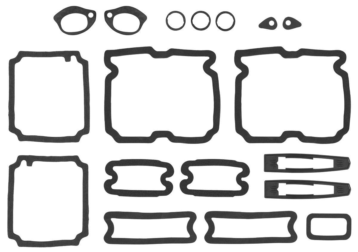72 El Camino Paint Seal Kit Full Body Opgi