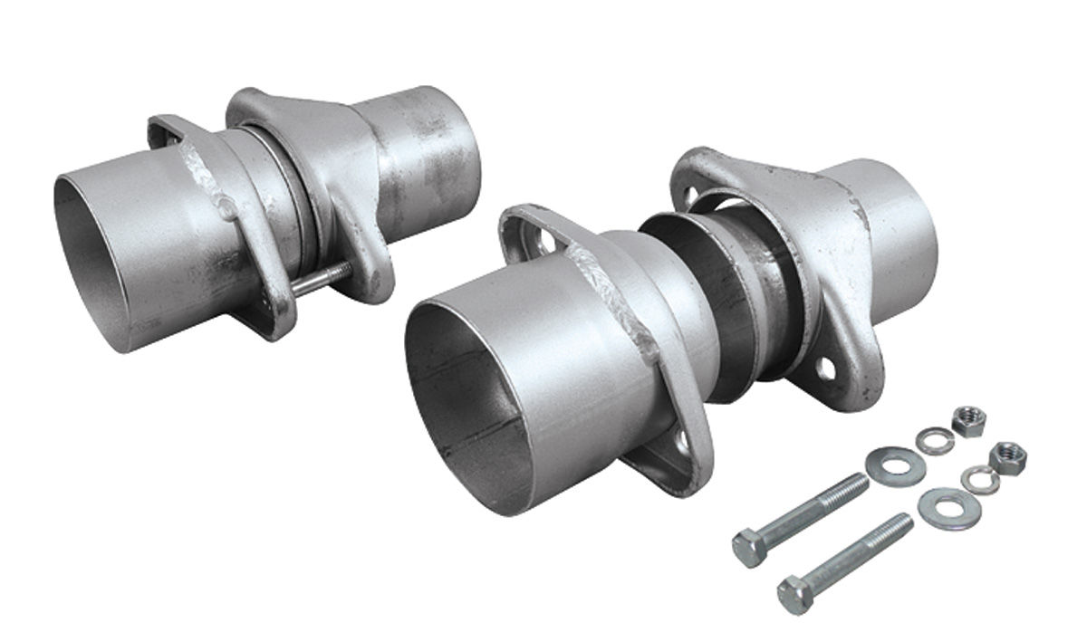exhaust ball flange header collector flowmaster 3 1 2 collector 3
