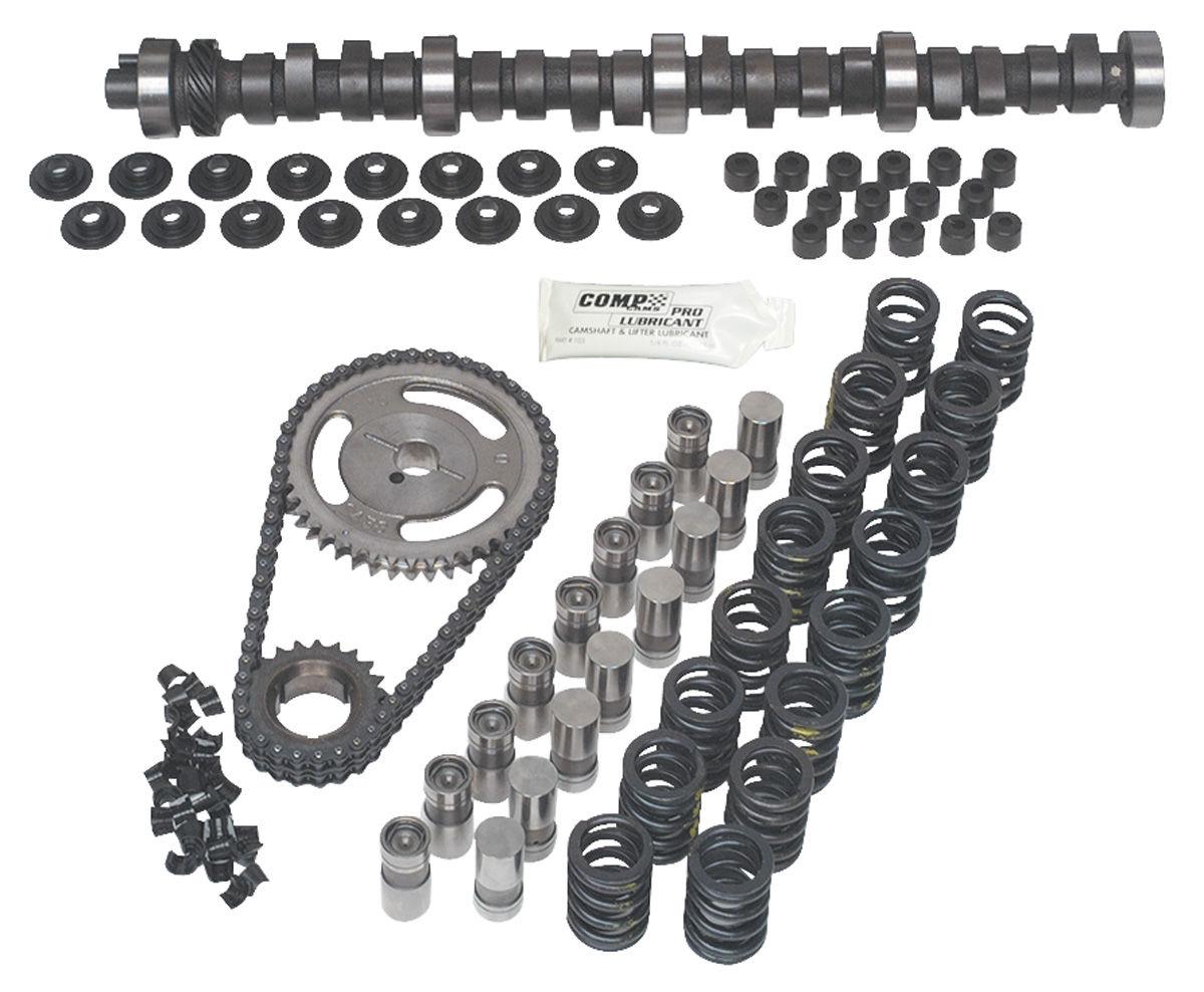 Camshaft Comp Cams Magnum K Kit 280h Pontiac V8 Hyd