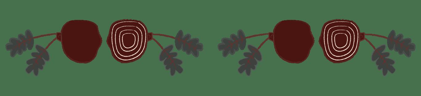 Illustratie Het Terphuis: bieten