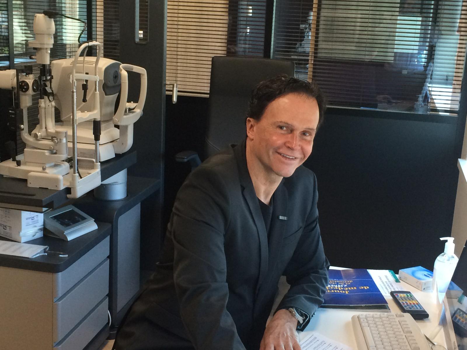 Docteur Marc DAVID Centre Ophtalmologique Lyon