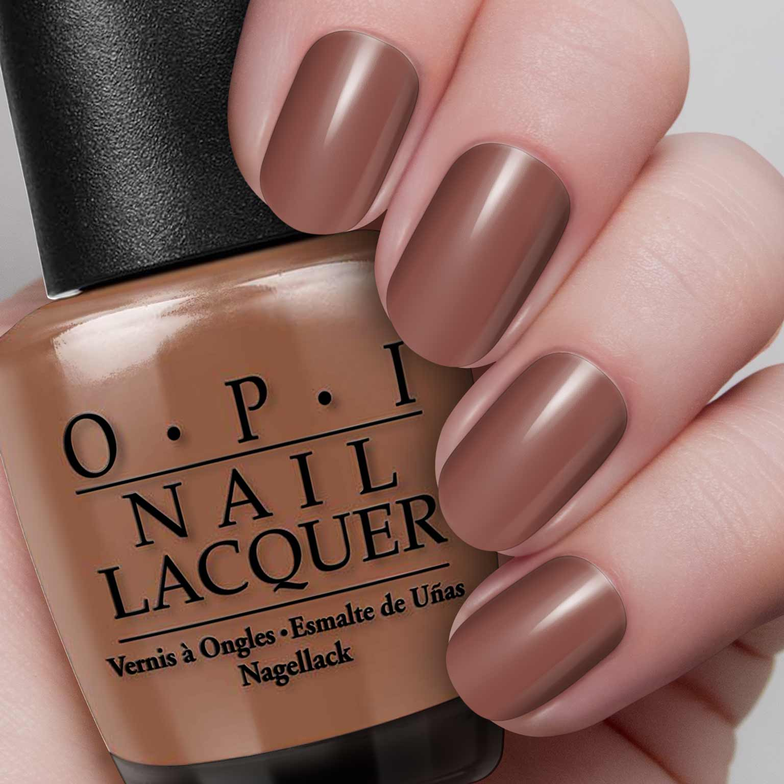 Ice Bergers Fries Nail Lacquer Opi