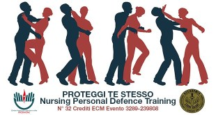 PROTEGGI TE STESSO – Nursing Personal Defence Training