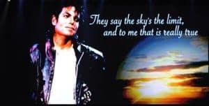 Michael Jackson's Poem