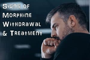 Morphine withdrawal signs and treatment Waismann Method rapid detox
