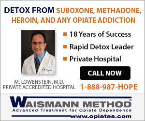 GEt off Methadone with Waismann Method