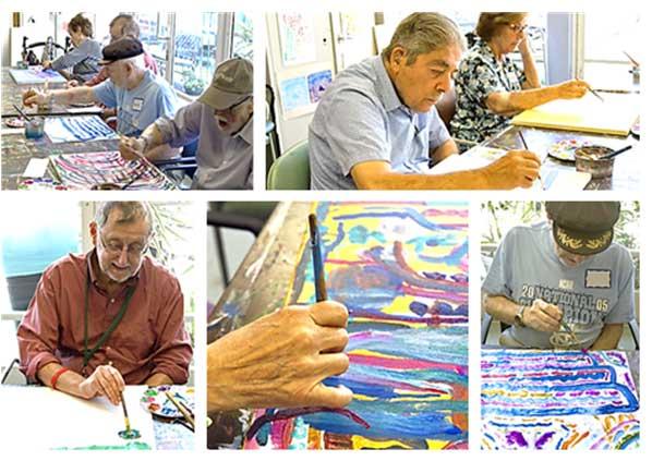 When Dementia Unlocks Creativity