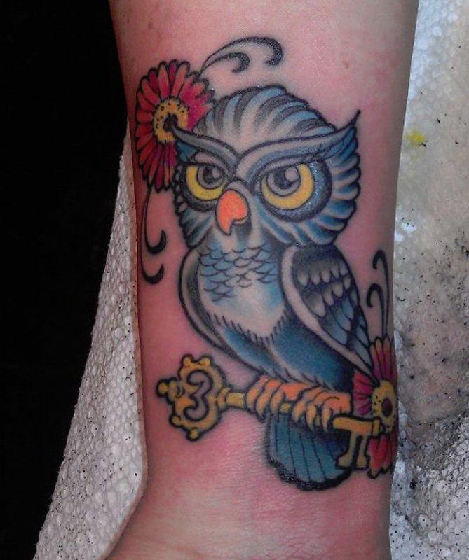 Owls Opie Ortiz