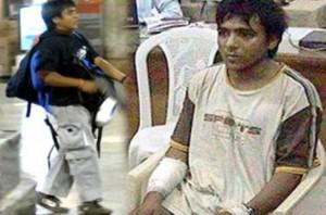 26/11 attacker of Mumbai terror attacks