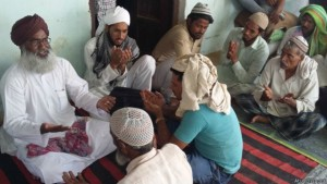 Re-conversion to Islam in Agra