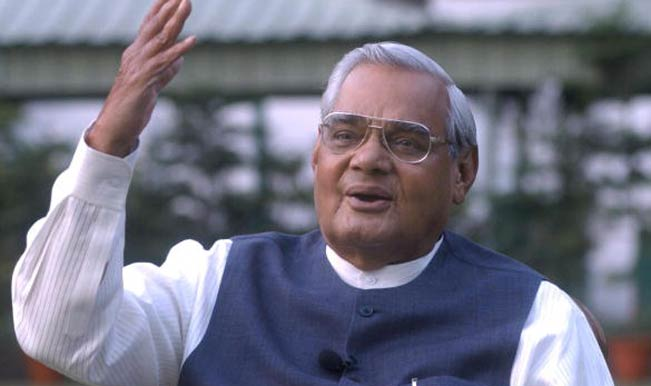 The Hindu spreads lie about former Prime Minister Atal Bihari Vajpayee