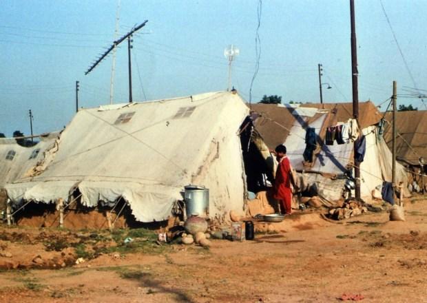 Camp-Kashmiri-Pandits-Tents