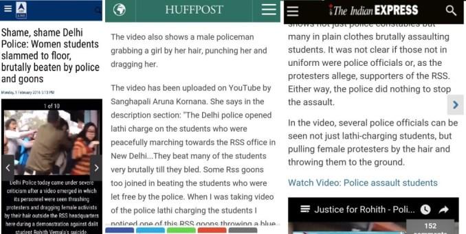 delhi police girl
