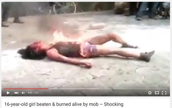 Fake Dalit Picture