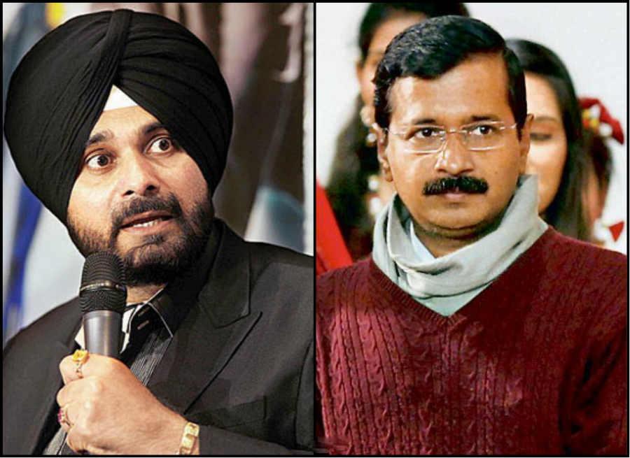Congress leader and Pakistan PM Imran Khan's friend Navjot Singh Sidhu to be star campaigner against AAP's Kejriwal