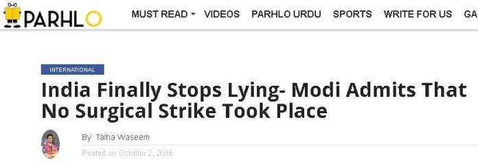 A viral news site