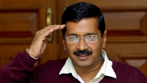 Kejriwal threatens of 'agitation' if MCD results are not as per his wishes