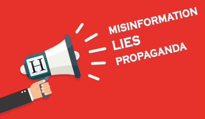 NDTV's misleading headline