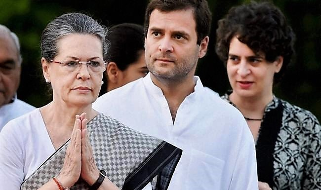 Congress is still far from holding the Gandhis accountable for elections loss