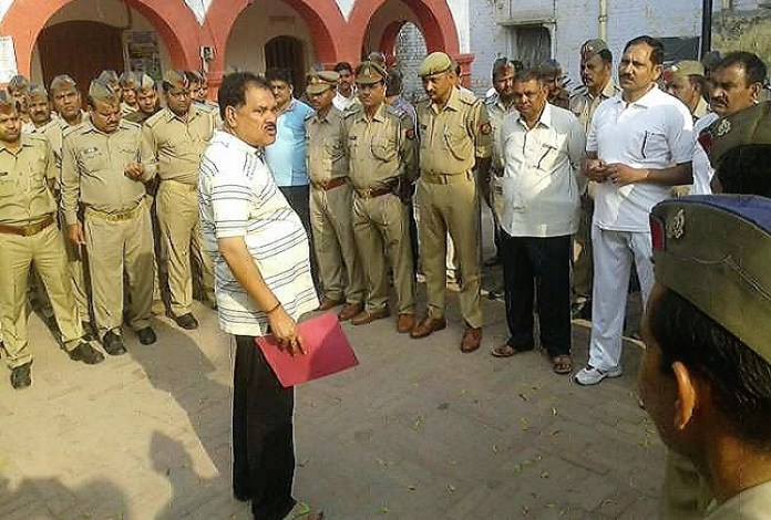 Police officer suspended for indiscipline
