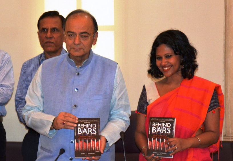 Arun Jaitley releases book by someone who was excited over possibility of Narendra Modi's death