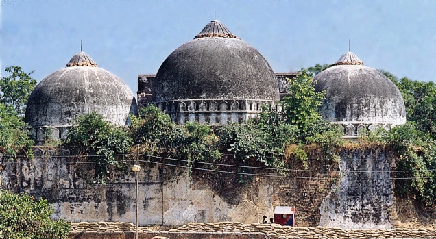 babri masjid mosque