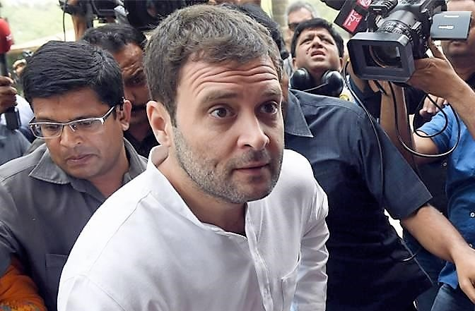 Latest Rahul Gandhi gaffe: Congress was an NRI movement