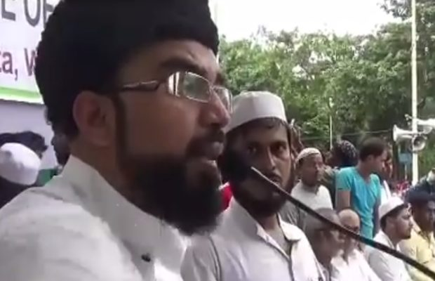 Rohingya row: Bengal cleric threatens to overthrow Central Government