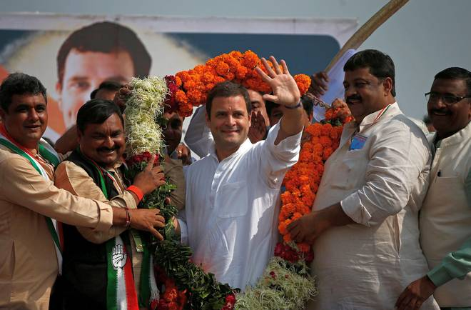 Jokes erupt on twitter after Rahul Gandhi formally becomes the Congress President