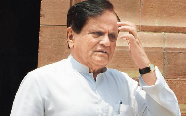 ED questions Ahmed Patel for 26 hours over three days over alleged connections with Sandesara brothers