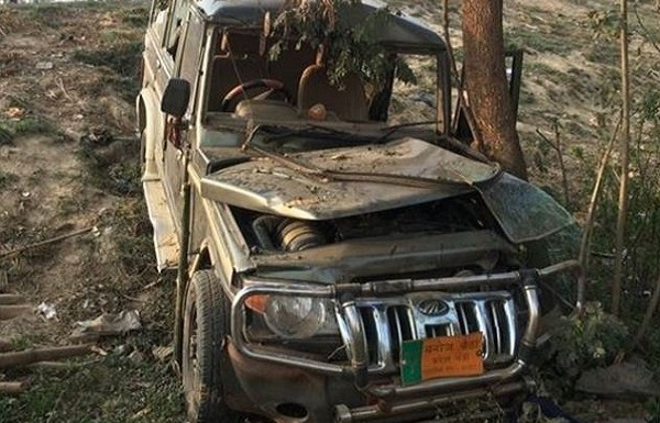 BJP slaps long term suspension on Bihar leader accused of mowing down 9 schoolkids with his car