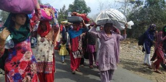 Hindus flee Jammu village alleging torture and harassment of their children by J&K police