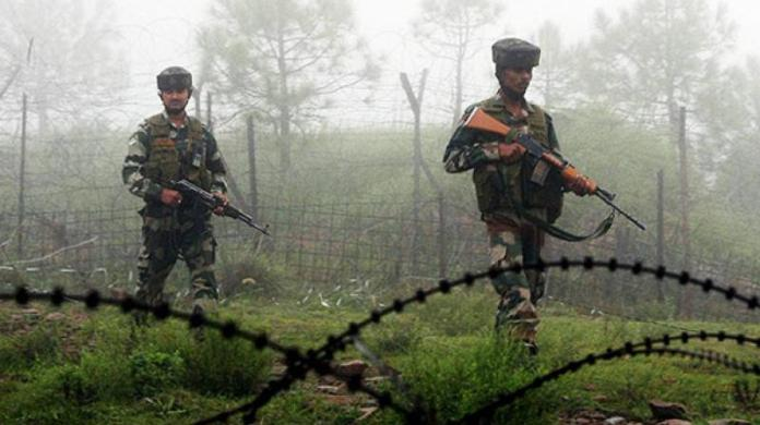 Four terrorists neutralised in Lassipora in Kashmir