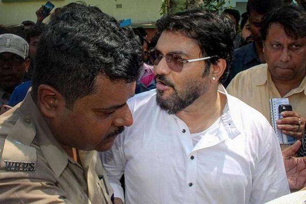 Mamata govt stops Babul Supriyo from entering his constituency marred by communal violence