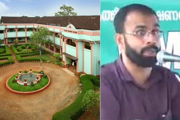 Radical Islamist organisation comes in support of Kerala professor who made sexist remarks against women