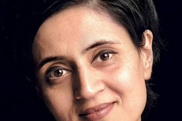 Sagarika Ghose slammed for peddling Congress leader's 'spin' on Lalu's imprisonment